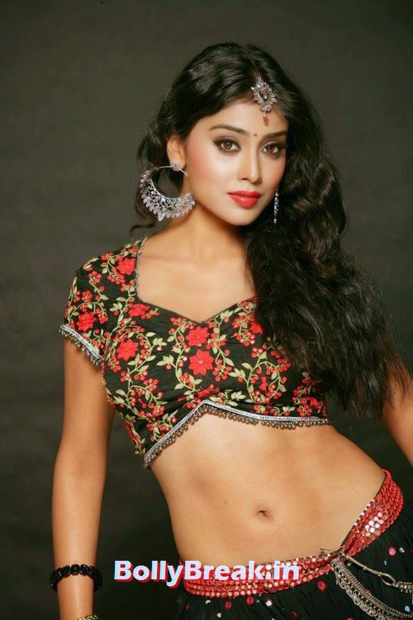 , Shriya Hot Photos