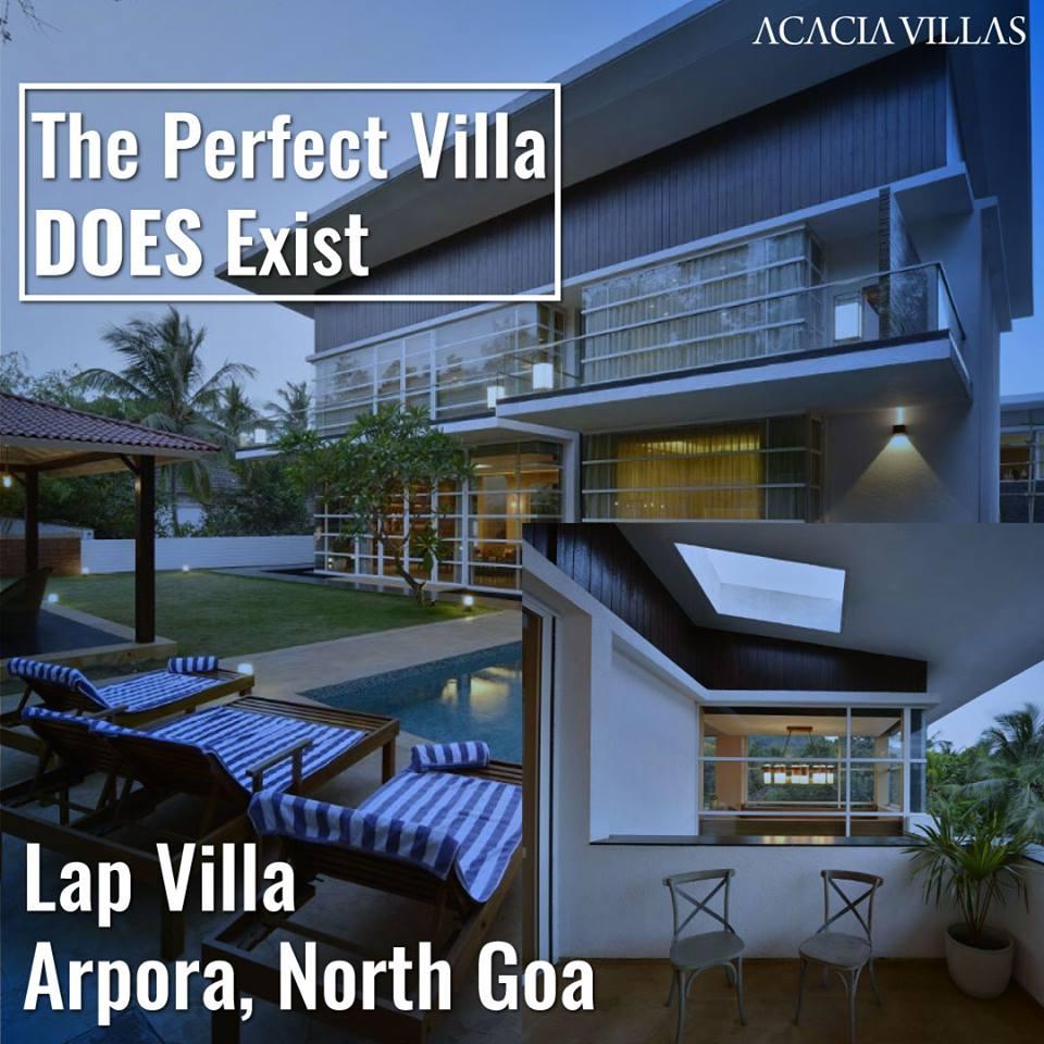 Luxury Private Pool Villas in Goa