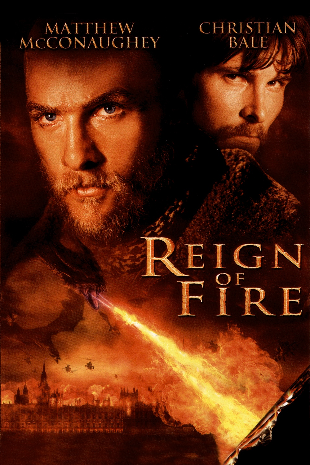 The Fantasyland Herald Film Review Reign Of Fire (2003