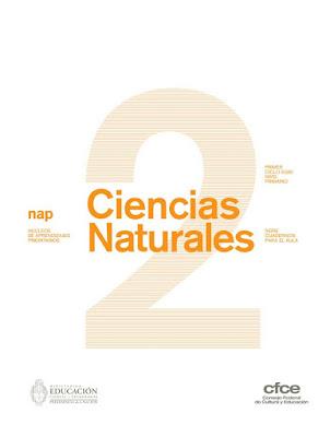 NAP 2 - Ciencias Naturales PDF