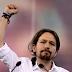 """Pablo Iglesias: """"Yo no puedo usar la bandera rojigualda"""""""