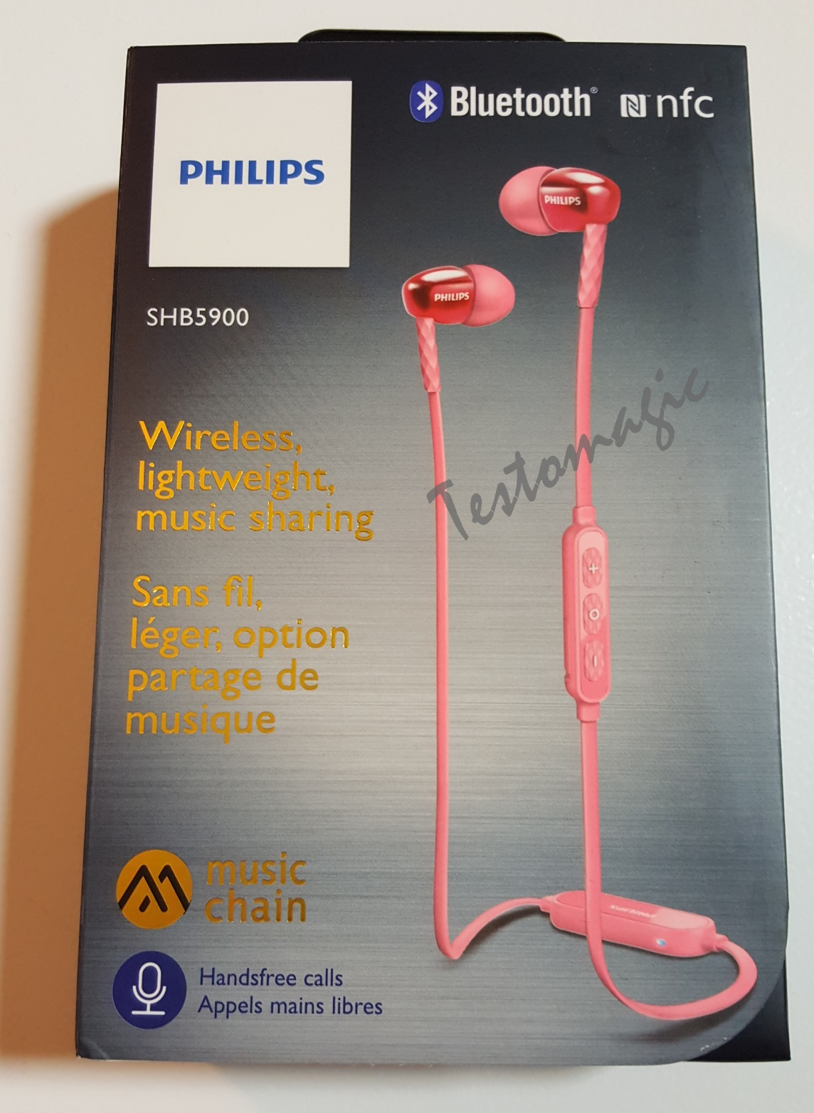 philips shb5900 bluetooth in ear headset kopfh rer im test. Black Bedroom Furniture Sets. Home Design Ideas