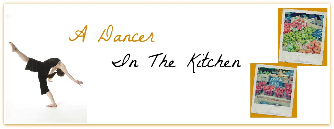 A Dancer in the Kitchen