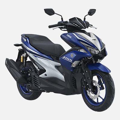 Harga Yamaha Aerox 155, Review & Spesifikasi Lengkap