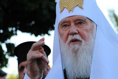Київський патріархат став найбільшою церквою в Україні - Філарет