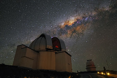 telescopio Mpg dell'Osservatorio Europeo Meridionale (Eso) in Cile