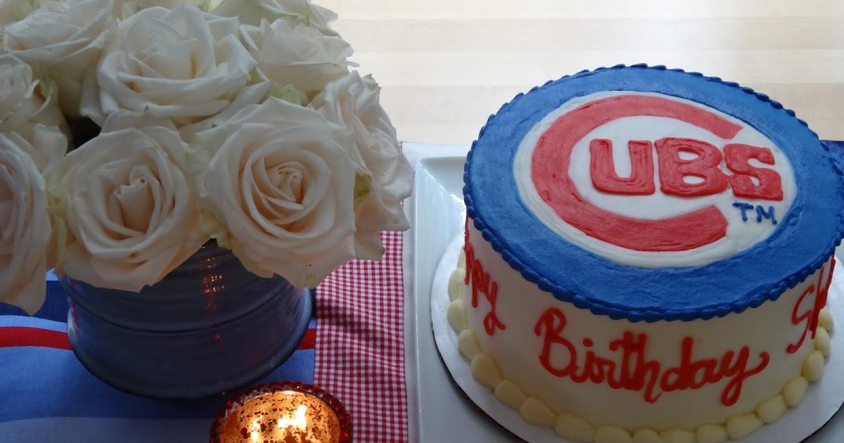 Happy Birthday Ricki Cake