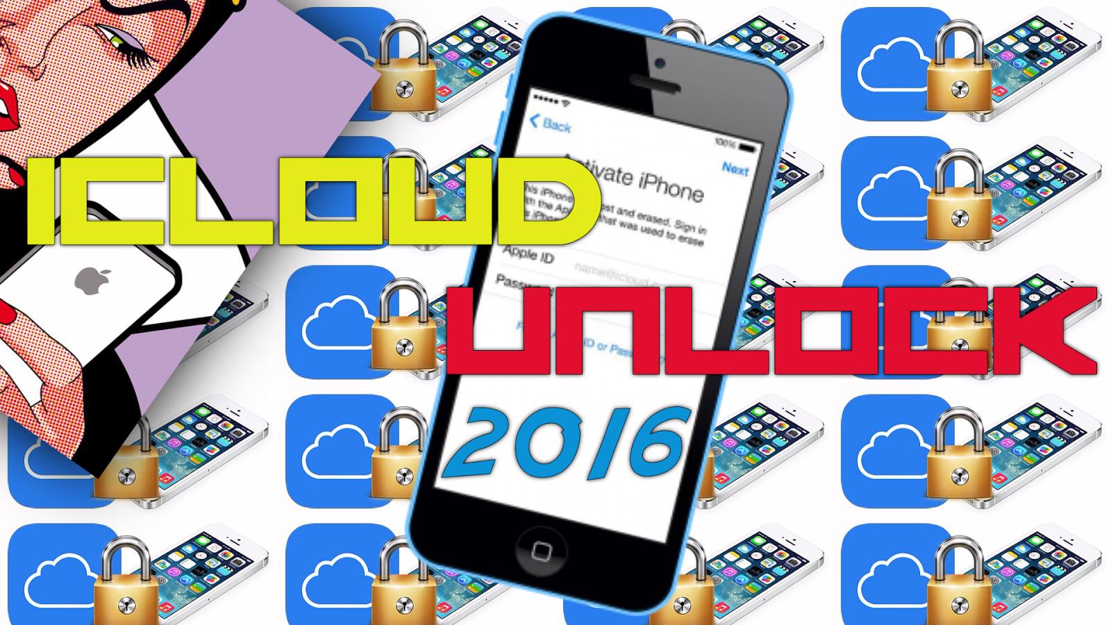bypass iCloud lock – iOS jailbreak
