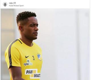 «Πνεύμα νικητή κυριαρχεί στην ομάδα» Caju