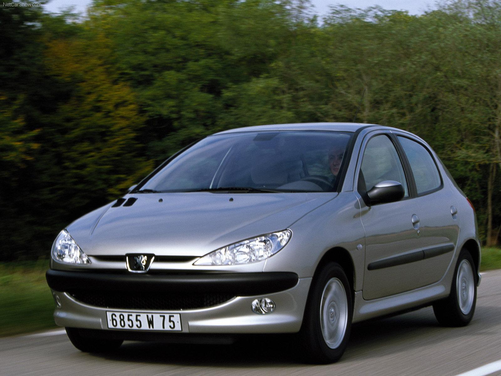 Peugeot 206 3p. XT (11/2001 - 04/2003): prezzo e scheda ...