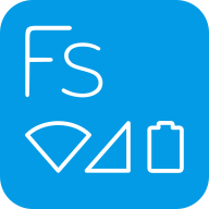 Icon Flat Style Bar Indicators