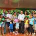 Inauguracion del Parque de Ferias de Corn Island