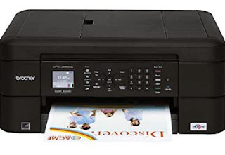 Brother MFC-J485DW Printer Drivers & Software Downloads