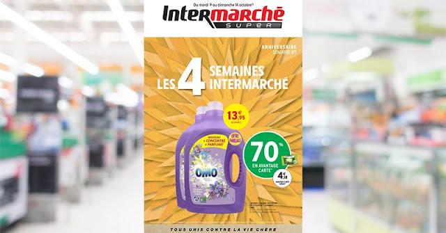Catalogue Intermarché Super Du 09 Au 14 Octobre 2018