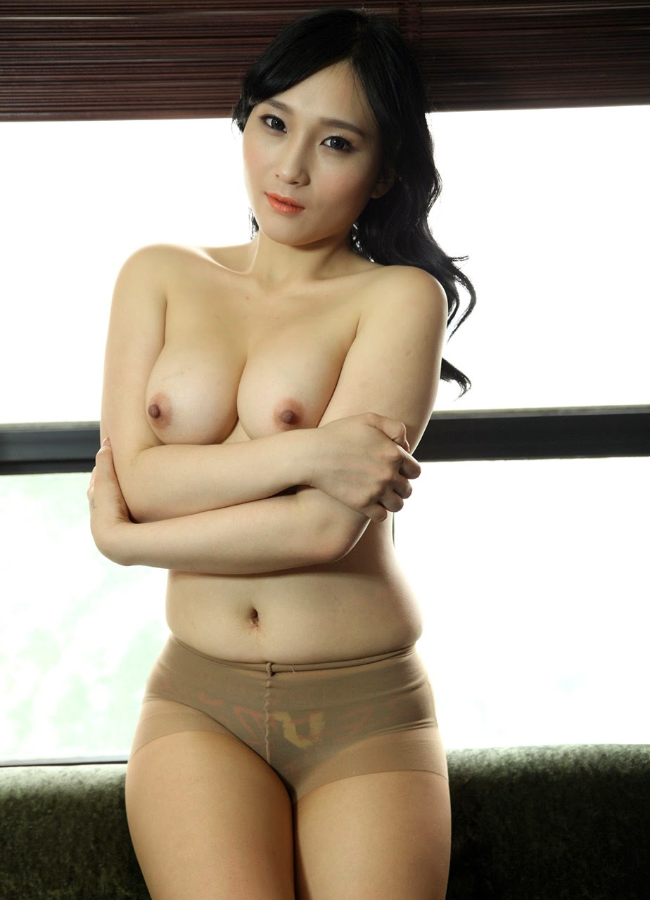 korean girl model nude naked art