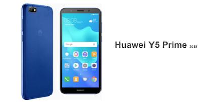 Tutorial Lengkap Cara Reset Pola di Huawei Y5 Prime 2018