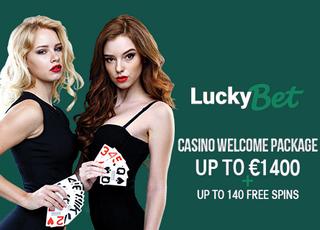 LuckyBet Offer
