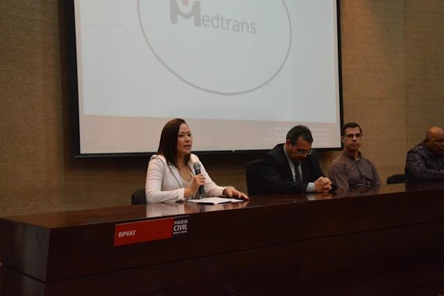 Detran-MG promove evento em homenagem ao Dia Mundial em Memória às Vítimas de Trânsito