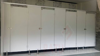 Cubicle Toilet - Toilet Cubicle Phenolic Resin