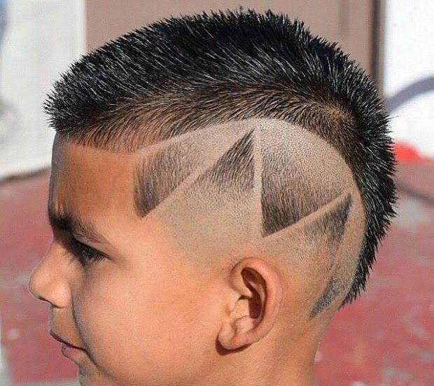 trendy boys haircuts styles