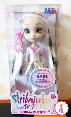 Обзор куклы Shibajuku Girls Miki