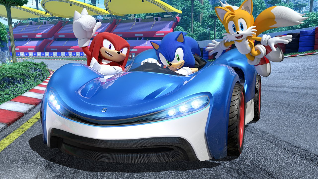 Atualização da PS Store: Everybody's Golf VR, Team Sonic ...