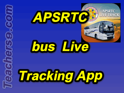 APSRTC live Track App download - Track your Buses in Live by APSRTC