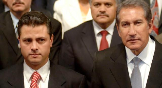 Arturo Montiel hospitalizado
