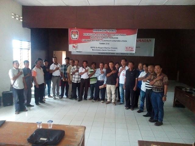 PPK - PPS - KPPS Marihat Pondok