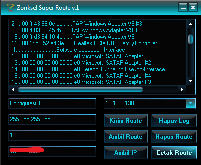 Download Super Route Terbaru 2015