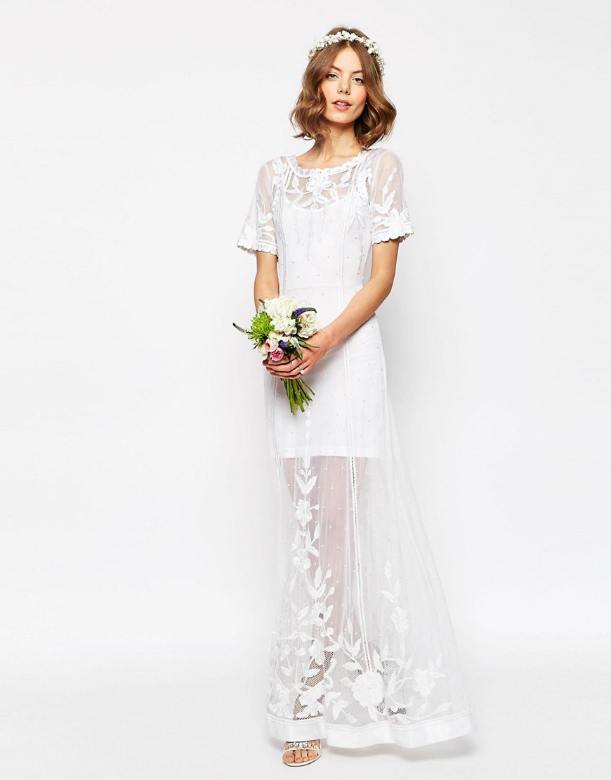 23ab20538425 Frugal Wedding Dresses: Asos - The Frugality Blog