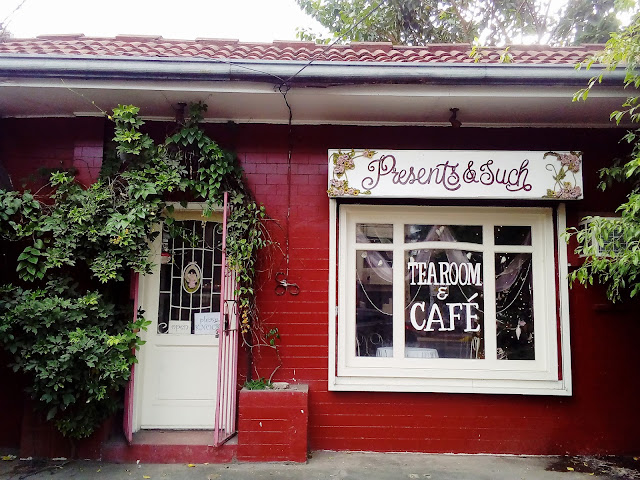 Presents and Such Cafe and Tea Room Cebu