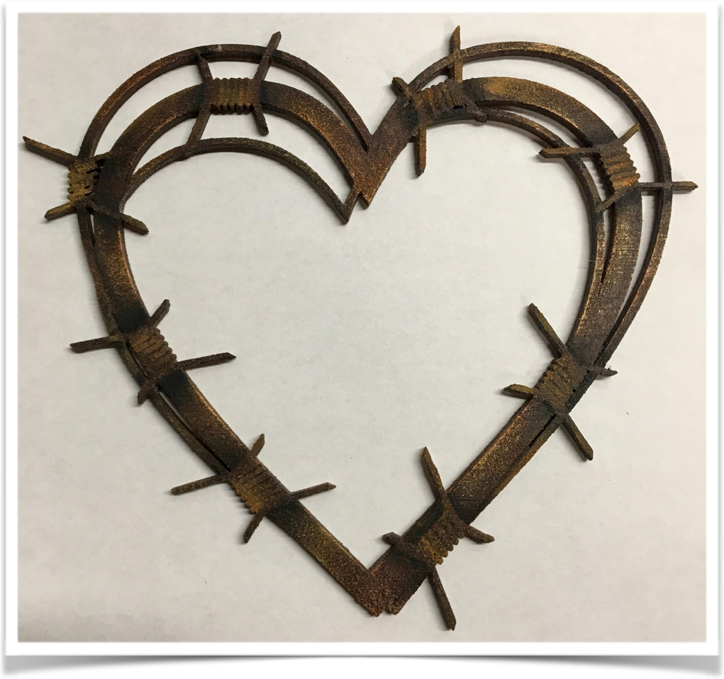 Southern Ridge Trading Company: Barbed Wire Beauty with Tracy Moreau
