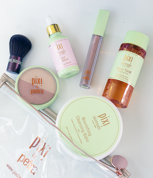 Get The Look: Glowing Skin with Pixi Beauty