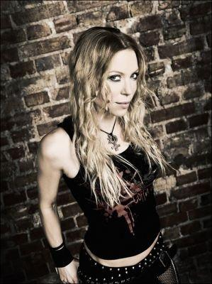 Angela Gossow Interview Arch Enemy In Metal We Trust