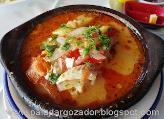Restaurante Bellavista Las Cruces Caldillo Nerudiano