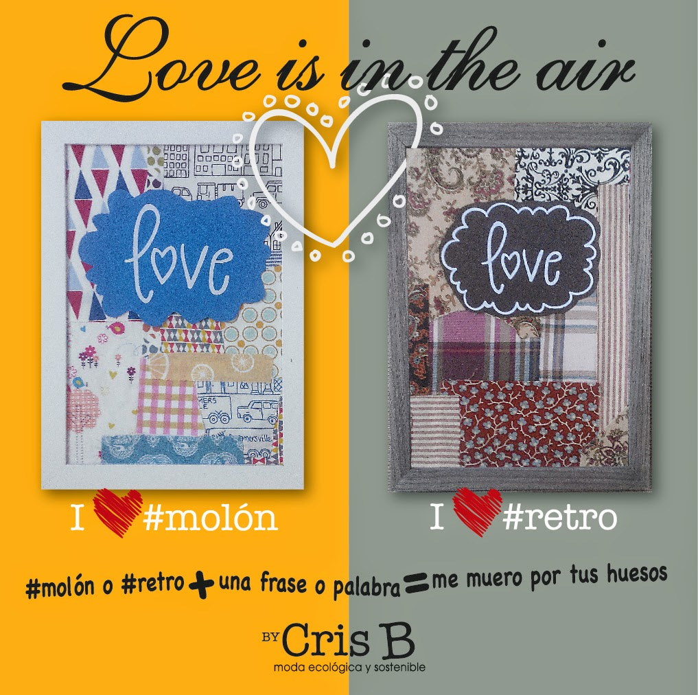 san valentin, regalos sostenibles, moda sostenible happy valentine, Cris B