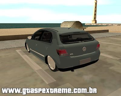 Vw Gol G5 Arrasta Tudo para grand theft auto