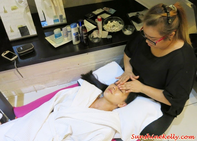 Mini facial, L'Oreal Paris Revitalift,The Power of Treatments with L'Oreal Paris Pampering Session , L'Oreal Paris, Pampering Session, Power of Treatments