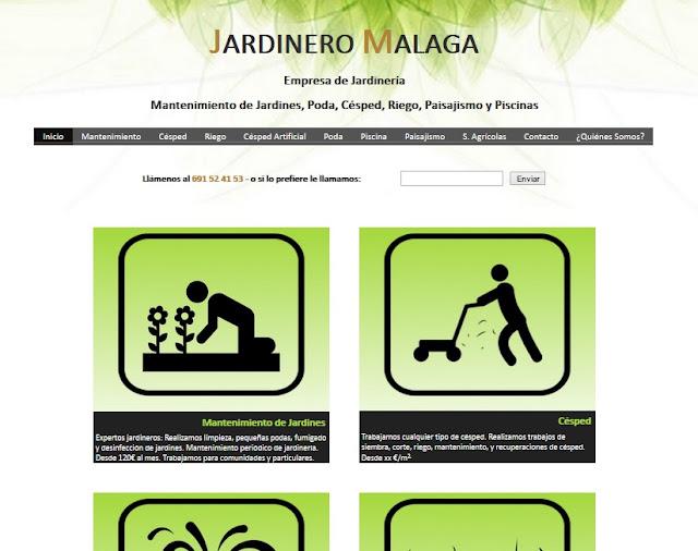 Agrotofran inicia su andadura en internet empresas - Empresas de jardineria en malaga ...