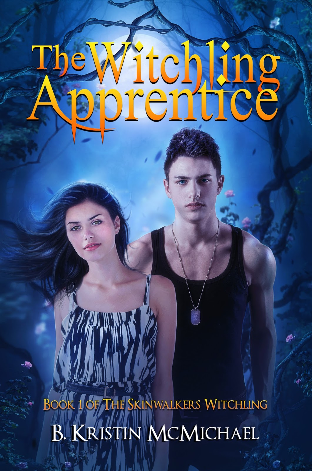 New Release: The Witchling Apprentice By B Kristin Mcmichael  Excerpt &  Giveaway