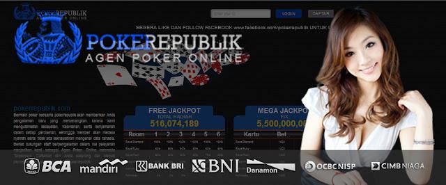 Poker Republik Situs Poker Berkualitas dengan Link Alternatif