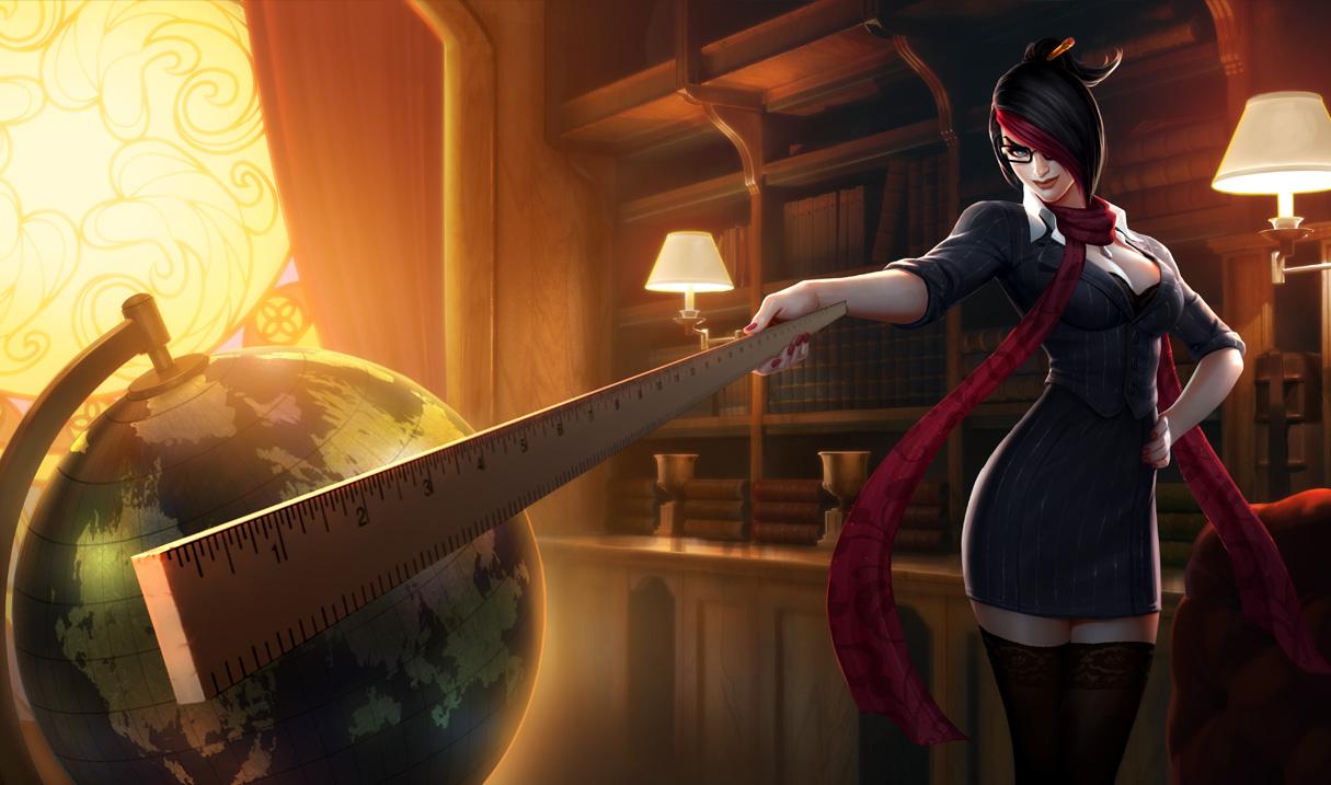 Headmistress Fiora Skin