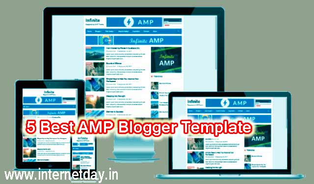 SEO Friendly AMP template 2019