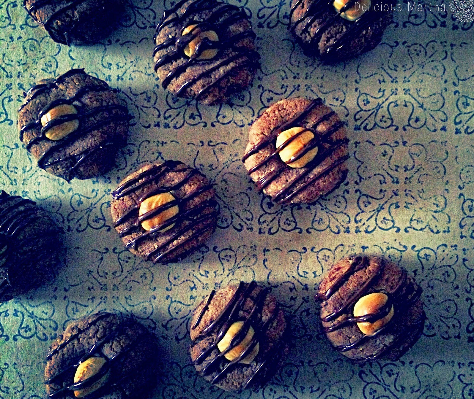 Panellets de chocolate