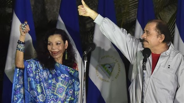 Daniel Ortega wins Nicaraguan presidency for 3rd consecutive term