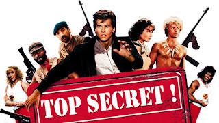 Curiosidades de Top Secret!