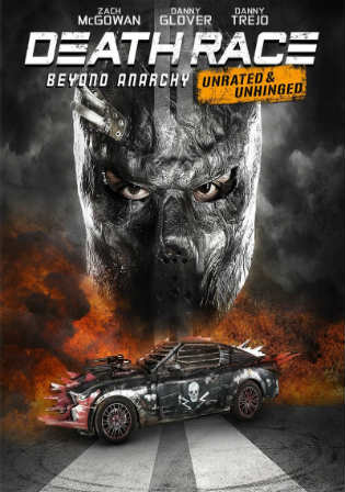 Death Race 4 Beyond Anarchy 2018 HDRip 850MB English 720p x264