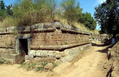 Etruschi riassunto