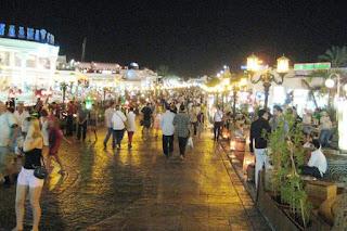 Sharm el-Sheikh Geography and history: